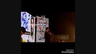 خوانندگی سید بشیر حسینی به مناسبت عید غدیر