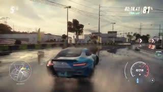 7 دقیقه از گیمپلی بازی Need for Speed Heat