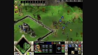 8 دقیقه گیم پلی بازی کهن Kohan 2 Kings of War برای کامپیوتر_آفلاین و آنلاین_بازی کمیاب با بهترین کیفیت