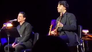 اجرای آهنگ آهای خبردار همایون شجریان در کنسرت آمریکا - واشنگتن دی سی