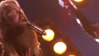 اجرای فوق العاده خوانندگی راک کریس کلوفورد در آمریکن گات تلنت 2019
