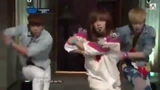 Intro + Sherlock + Stranger - SHINee @ Mnet M!Countdown