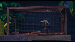 استاپ موشن Birdlime ؛ نگاهی به زندگی پرنده ای در قفس !