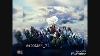 کسایی که انیمه ی iDOLISH7 رو دیدن بیان توضیحات