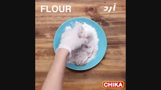 دستور آسان آشپزی: خوراک مرغ