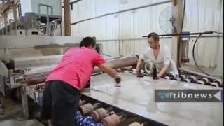 سفر سنگ ایرانی؛ از ایران به چین و از چین به ایران!