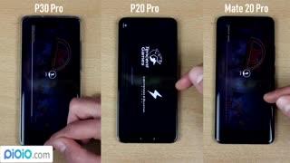 مقایسه و بررسی گوشی های Huawei  P30 Pro  و  Mate 20 Pro   و  P20 Pro