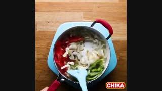 دستور آسان آشپزی: رولت گوشت