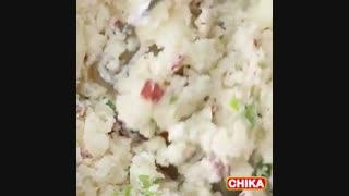 دستور آسان آشپزی: سیب زمینی سوخاری