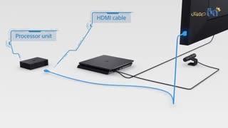 بخش دوم: ویدئوی آموزش راه اندازی پلی استیشن VR
