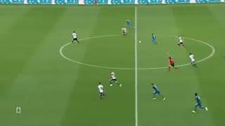 خلاصه بازی پارما 0 - یوونتوس 1 ( سری آ ایتالیا )