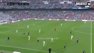 خلاصه بازی  رئال مادرید 1 - وایادولید 1 ( لالیگا اسپانیا )