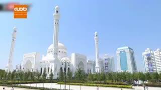 چچنی های روسیه بزرگترین مسجد اروپا را افتتاح کردند