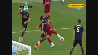 خلاصه بازی لیورپول 3_1 آرسنال (هفتۀ 3 لیگ برتر انگلیس)
