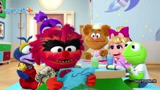 سریال بچه ماپت ها - دوبله فارسی - Muppet Babies 2018