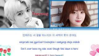 (Taeyong NCT & Punch - Love del Luna (Hotel Del Luna OST 13