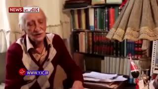 درگذشت داریوش اسدزاده بازیگر پیشکسوت