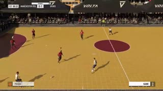 10 دقیقه گیم پلی بخش فوتبال خیابانی FIFA 20