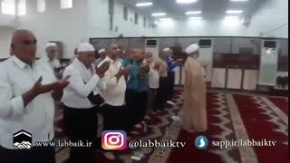 گزارش خبرنگار شبکه خبر از مسجد مباهله