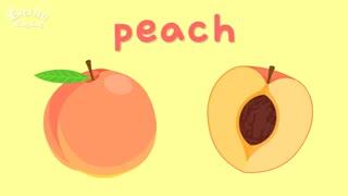 آموزش انگلیسی میوه ها و سبزیجات برای کودکان