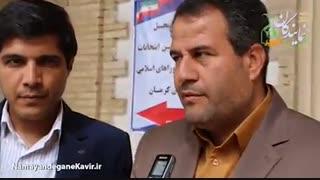 بدون تعارف با ثبت نام کنندگان روز چهارم انتخابات شوراها