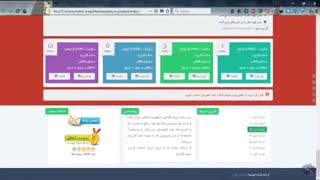 قالب HTML فروش اکانت VPN | سنترال فایل