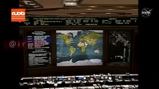 تصاویری از پهلوگیری فضاپیمای حامل ربات انسان نما در ایستگاه فضایی بین المللی