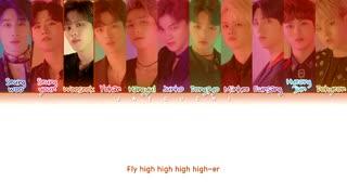 X1 'FLASH'Color Coded Lyrics Eng/Rom/Han وایییییییییییییی اومدددددد