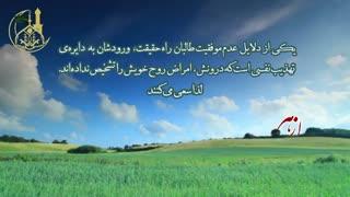 تهذیب نفس ناموفق-حجت الاسلام محمد جواد نوروزی نصرت