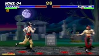 13 دقیقه گیم پلی بازی مورتال کمبت Mortal Kombat 3 HD 1995 برای کامپیوتر