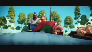 دانلود انیمیشن کمدی ماجراجویی آستریکس : راز معجون جادویی Asterix:The Secret of the Magic Potion 2018 - دوبله حرفه ای