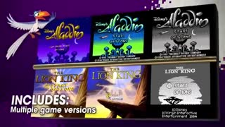 Disney Classic Games - Aladdin And The Lion King - Announcement Trailer