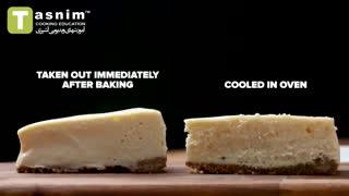 چیز کیک | فیلم آشپزی
