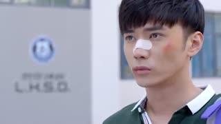 قسمت چهاردهم  سریال چینی بادیگارد ( دختر آتشین ) Hot girl با زیر نویس فارسی