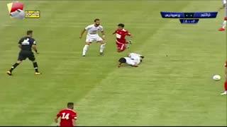 نقد داوریبازیتراکتور- پرسپولیس توسط سعید مطفریزاده