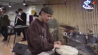 [BANGTAN BOMB] Drummer Boy V & JK - BTS (방탄소년단)