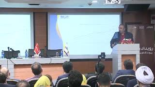 محمدرضا جمالی در رویداد رگتک از دوگانی قانون و ژنتیک صحبت کرد