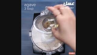 دستور آسان آشپزی: دسر بادام  هندی