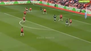 خلاصه بازی ساوتهمپتون 1 - منچستریونایتد 1 ( لیگ برتر انگلیس )
