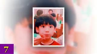 جونگ کوکی از1تا21 سالگیش