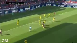 خلاصه بازی اوساسونا 2 - بارسلونا 2 ( لالیگا اسپانیا )