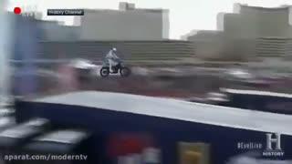 پرش با موتور سیکلت