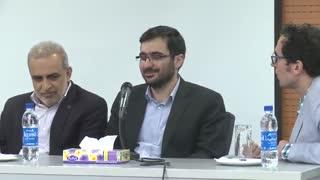 مدیرعامل اسنپ، بنیانگذار توسن، مدیرکل حقوقی سازمان فناوری اطلاعات و  دادیار دادسرای تهران در پنل رگتک