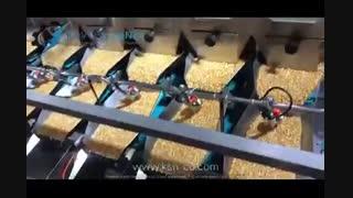 دستگاه بسته بندی حبوبات و خشکبار