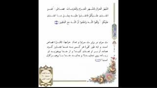 صفحه  030 -قرآن کریم