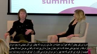 کمیل پالیا و کریستینا هاف سامرز - رهبران فمینیسم