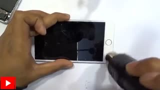 آموزش تعویض ال سی دی گوشی گوشی آیفون 8 اپل