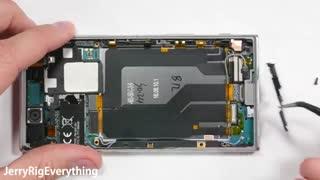 آموزش تعویض باتری گوشی سونی اکسپریا XZ