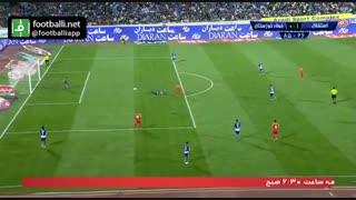 استقلال تهران با فولاد خوزستان خلاصه زیبا وبکر