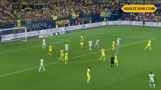 خلاصه بازی ویارئال 2_2 رئال مادرید (هفتۀ سوم لالیگا)